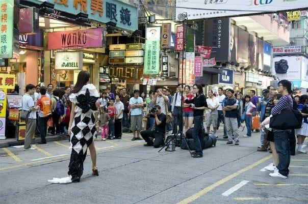 HongKong Making og