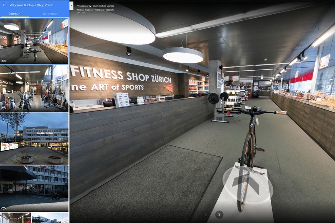 Google Business View Fotograf