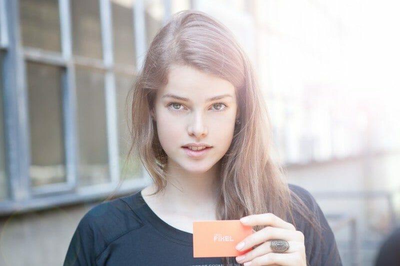 Topmodel Julia Saner