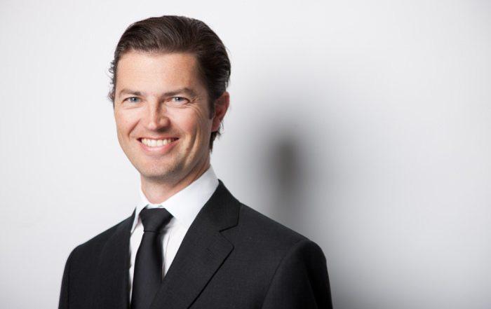 Mann Bewerbung Business Portrait