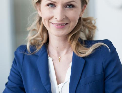 Business Frau Foto Zürich