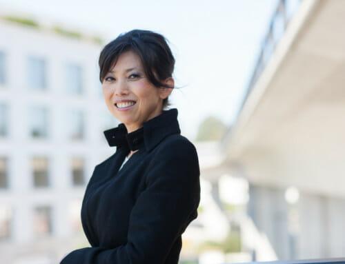 Business Frau Portrait