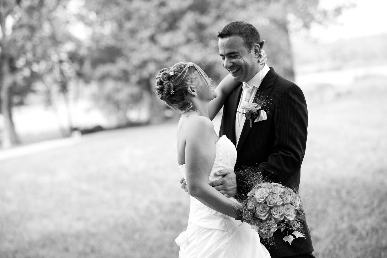 Hochzeitspaar Fotoshooting