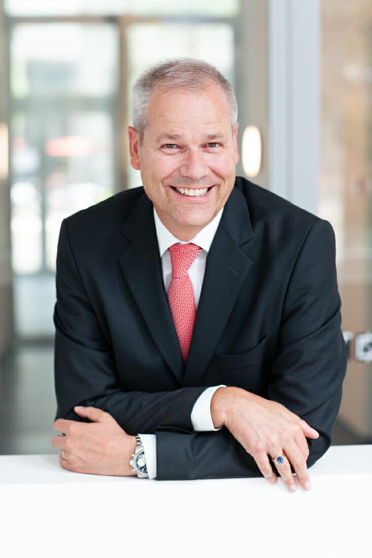 Business Mann Portrait CV