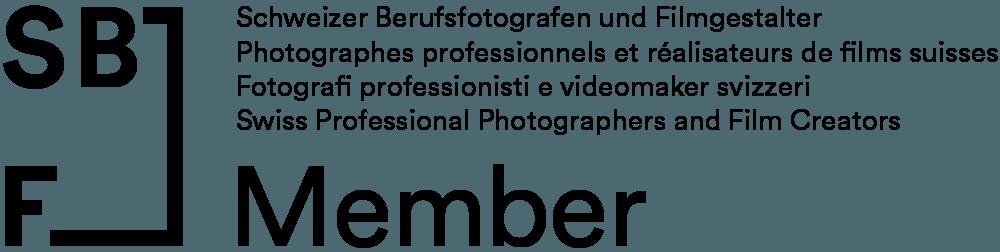 Mitglied Schweizer Berufsfotografen